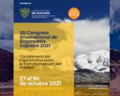 Congreso Ergonomía 2021